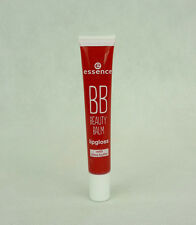 essence BB Beauty Balm lipgloss mit Sheabutter 05 heartbreaker rot