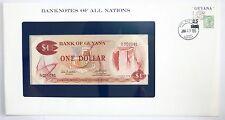Banconota 1 Dollaro Guyana