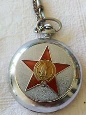 Montre À Gousset Russe Vintage