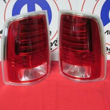 DODGE RAM Driver AND Passenger Chrome Trim Tail Lamp Tail Light NEW OEM MOPAR