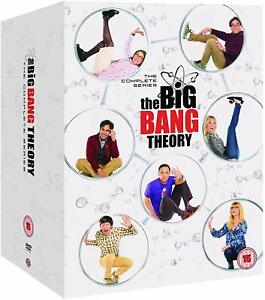 THE BIG BANG THEORY Complete Season 1 2 3 4 5 6 7 8 9 10 11 & 12 DVD Box Set R4