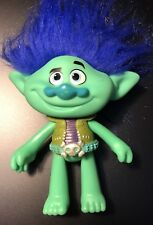 """2015 TROLL, Branch 7-8"""" PVC Dreamworks Action Figure Poseable Toy"""