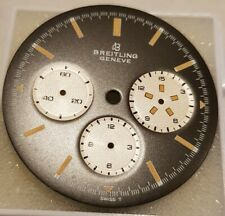 Breitling Chronograph dial Zifferblatt  Vintage