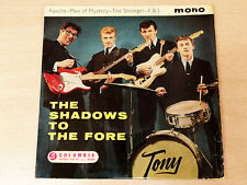 "EX- !! The Shadows/Shadows To The Fore/Columbia 7"" Single"
