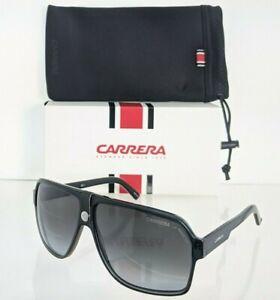 Brand New Authentic Carrera Sunglasses 33/S R6S9O Gray Black 62mm 33 Frame