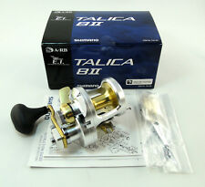 NEW SHIMANO TALICA 8II 8 2-SPEED REEL **U.S SELLER FREE 1-3 DAYS DELIVERY**
