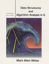 Data Structures and Algorithm Analysis in C (2nd Edition) by Weiss, Mark A.