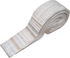"Best Of Neutral Tone on Tone Blenders Jelly Roll - (40) 2.5"" Fabric Strips"