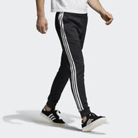 Adidas Originals Superstar 80s Track Pants All Sizes 3 Stripes CW1275 Black