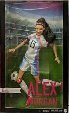 Barbie Signature Series ⚽ ALEX MORGAN Doll USWNT Soccer #13 Shero Made to Move