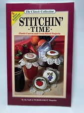 Plastic Canvas and Cross-Stitch Projects Book