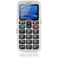 CELLULARE TELEFONINO  BRONDI AMICO SEMPLICE + PLUS BIANCO  NUOVO GARANZIA ITALIA
