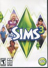 The Sims 3 - Windows PC Macintosh Computer Game - Includes Key and User's Guide