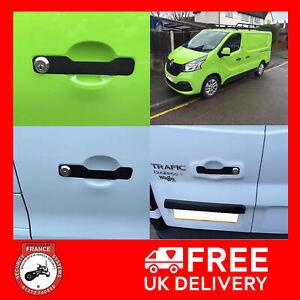 Vauxhall Vivaro 2014-2018 Rear And Side Door Slam Lock Handle Kits