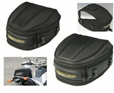 Motorcycle rear seat package hangback bag 4wd after the bags rain cover cycling