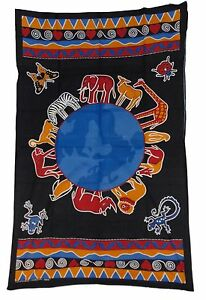 Animal Kingdom Tapestry 54 X 86 Inches Approximately New Cotton