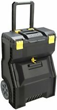 Stanley Mobile Portable Rolling Toolbox Work Center Power Tool B