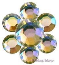 360 pc. JONQUIL AB Crystal Flatback Rhinestones PRECIOSA 20ss 4.8mm (8 cut)