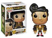 Funko POP! Movies ~ MANOLO VINYL FIGURE ~ Book of Life