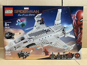 LEGO Spider-Man - 76130 - Stark Jet and the Drone Attack - NEW - FREE SHIPPING