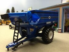 1/64 ERTL J&M BLUE GRAIN CART