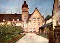 Handwerker-Heim HELMSDORF Gebäude Ansicht DDR Postkarte um 1967 AK ungelaufen