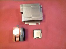 INTEL XEON QUAD CORE 2.40GHZ CPU KIT PROCESSOR DELL POWEREDGE R710 E5620 SLBV4