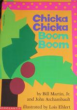 Chicka Chicka Boom Boom (Brand New Paperback) Bill Martin Jr/John Archambault