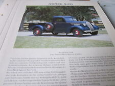 Internationales Automobil Archiv 4 Alltag 4032 Mack Junior Truck USA