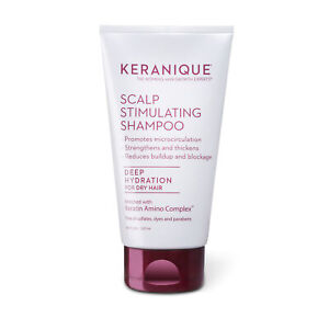 Keranique Deep Hydration Keratin Shampoo for Hair Growth, 4.5 oz