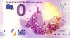 74 CHAMONIX-MONT-BLANC Aiguille du Midi 2, 2018, Billet 0 € Souvenir