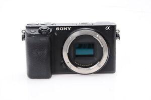 Sony Alpha a6300 24.2MP Mirrorless Digital Camera Body [Parts/Repair] #334