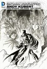 Batman Unwrapped by Andy Kubert by Neil Gaiman, Scott Snyder, Andy Kubert and Grant Morrison (2014, Hardcover)