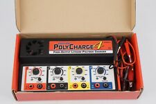 Great Planes GPMM3015 Electrifly Polycharger 4 Output Lipo Chargeur Modélisme