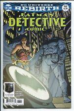 Detective Comics #968 - Cully Hamner Variant Cover - Rebirth - Dc Comics/2017