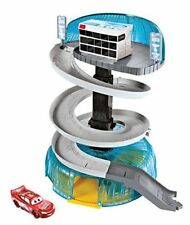 Disney Pixar Cars 3 Florida Speedway Spiral Playset 1:55 Scale Size New