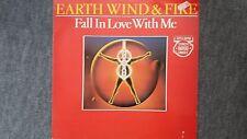 "Earth Wind & Fire-caso in love with me 12"" discoteca"