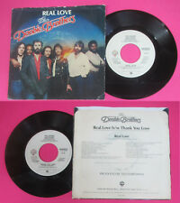 LP 45 7'' THE DOOBIE BROTHERS Real love Thank you love 1980 usa WB no cd mc dvd*