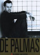 Partition pour voix - Gérald de Palmas - Un Homme sans racines
