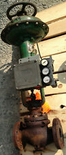 FISHER TYPE ED 2 INCH  CLASS 300  667H ACTUATED VALVE