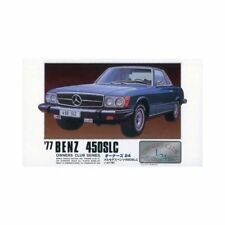 Microace Arii Owners Club 1/24 03 1977 Benz 450SLC  Japan new .