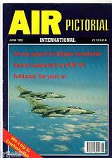 Air Pictorial 1992 June Monarch,Falklands