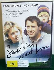 DVD: SOMETHING ABOUT LOVE - BRAND NEW STILL IN PLASTIC Jennifer Dale & Ron James