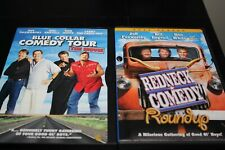 Redneck Comedy Roundup and Blue Collar Comedy Tour DVDs