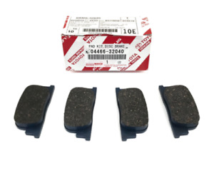 GENUINE TOYOTA / SCION OEM 2005 -2010 Scion tC REAR Brake Pad Kit / 04466-32040