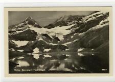 AK Uttendorf, Weißsee gegen Tauernkogel, 1930