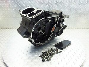2007 06-09 Suzuki Boulevard C50 VL800 OEM Crank Case Crankcase Engine Block