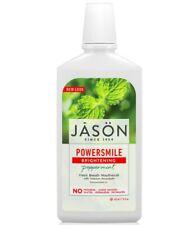 Jason Natural Cosmetics Powersmile Mouthwash Brightening Peppermint 473ml