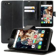 Schutz Hülle für CUBOT Dinosaur 5.5'' Handy Brieftasche Flip Case Cover Etui