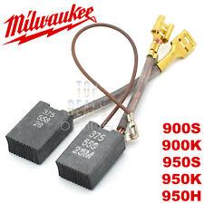 Milwaukee 900S 900K 950S 950K 950H Kango Breaker Carbon Brushes 4931375556